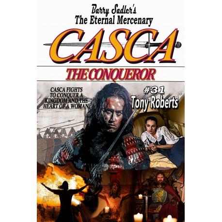 Casca 31: The Conqueror