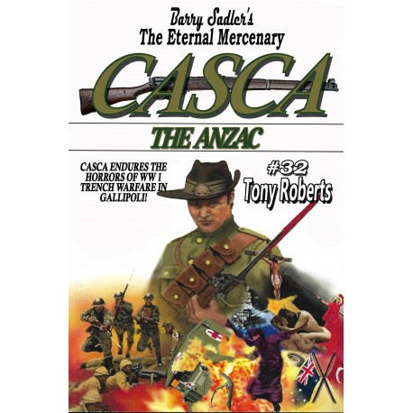 Casca 32: The Anzac