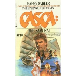 Casca 19: The Samurai