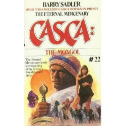 Casca 22: The Mongol