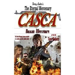 Casca 44: Balkan Mercenary
