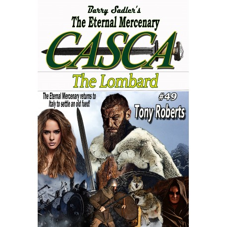 Casca 49: The Lombard