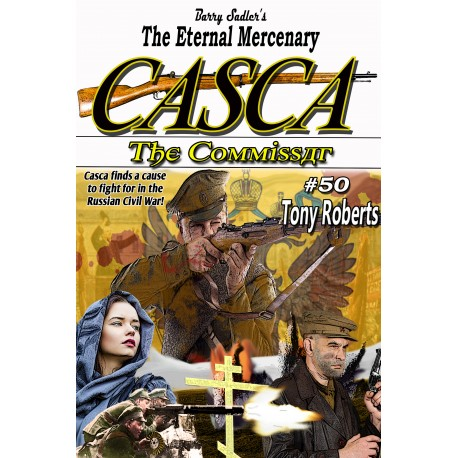 Casca 50: The Commissar