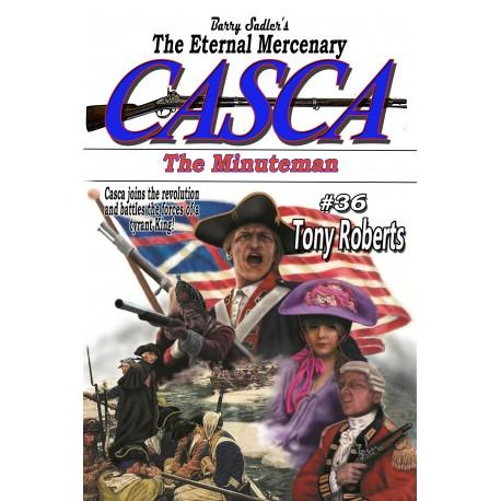 Casca 36: The Minuteman