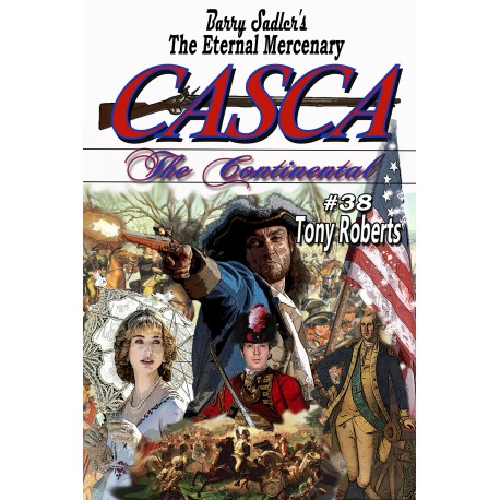 Casca 38: The Continental