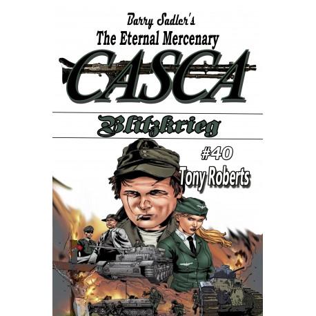 Casca 40: Blitzkrieg